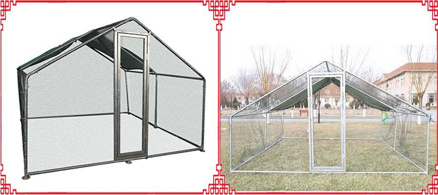 chicken kennels cages