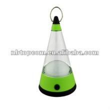 12 lanternes de camping menées
