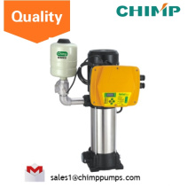 Chimp Vertical Multiestaño Conversión de frecuencia Bomba de agua de presión constante Sation (V)