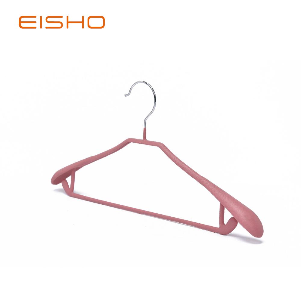Yh6903 Pvc Coat Hanger 1