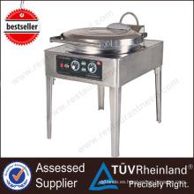 Fabricación de máquina eléctrica automática profesional de los crepes de la venta caliente