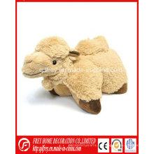 Huggable juguetes de peluche de Camel Animal Pillow