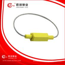 Selo da segurança do cabo do metal da alta qualidade para recipientes de travamento