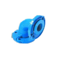 Sand Casting Cast Iron Pipe Fitting 90 Degree Elbows