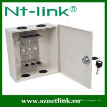 Caja de distribución eléctrica al aire libre de 30 pares