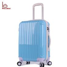Maleta de equipaje de viaje de PC a estrenar Maleta de carretilla dura