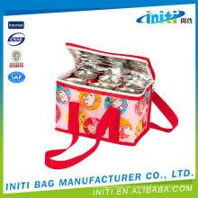 Fabrik liefern wasserdichte wiederverwendbare Mittagessen Tasche