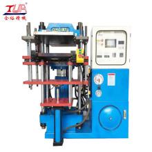 Máquina inteligente da imprensa hidráulica de borracha de silicone 63T
