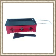 Queijo mini forno fogão de álcool