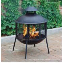 European and USA Markets Popular Large Metal Fire Pit