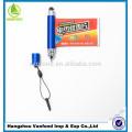 caneta promocional janela de plástico barato