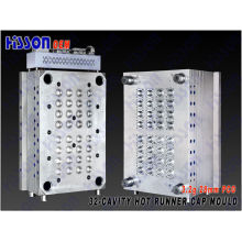 3.2g 28mm Pco Plastic Cap Injection Mould 32 Cavity