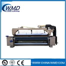Máquina de chorro de agua textil de alta velocidad para bufanda de poliéster