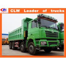 Heavy Duty 8*4 Dump Truck