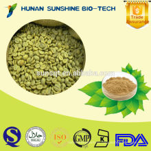 Капсулы Китайский Зеленый Кофе В Зернах,Юньнань Происхождения, Арабика Тип, Доступный