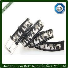 Fábrica Impressão Logotipo Cinturão de lona / Algodão Canvas Cinturão de transporte