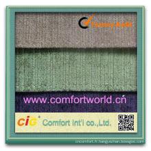 Mode nouvelle conception colorée en gros ningbo fabricant types paramétrés de tissus en polyester