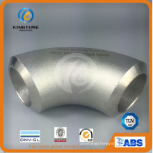 Butt Weld Fitting Stainless Steel Elbow 90d Lr Pipe Fitting to ASME B16.9 (KT0316)