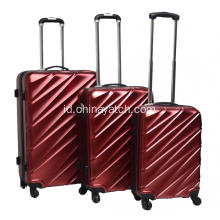 PET Baru Bahan Fashion Rolling Luggage Set