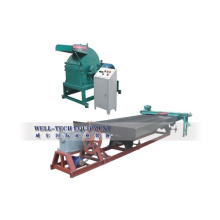 Full Automatic Gd-430 Wet-Type Copper Recycling Line / Copper Scrap Recycling Equipment / Copper Wire Recycling Machine / Copper Wire Scrap Recycling Line