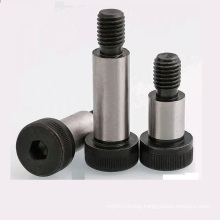 Chinese factories focus on production flat head shoulder bolt iso7379