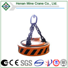 Crane Steel Scrap Magnet for Handling Scrapped Steels