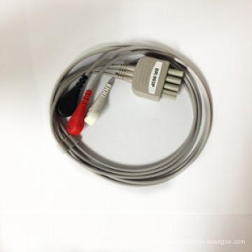 Nihon Konden 3ld Snap Lead Wires (BR-903P)