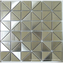 Triangle Stainless Steel Metal Mosaic Tile (SM265)