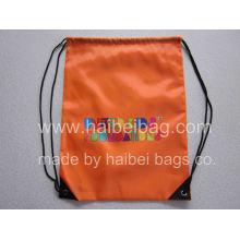 Drawstring сумка / рюкзак сумка / поощрения сумка (HBDB-001)