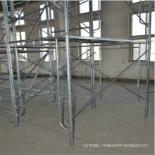 A Frame Scaffolding Galvanized Ladder With High Strength Q235 Q345 Round Steel made in China