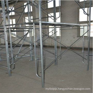 American standard H frame scaffolding made in china lead factory American standard H frame scaffolding made in china lead factory