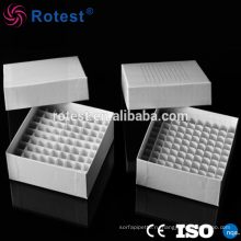 картонная коробка для хранения криопробирки 5мл