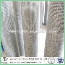 galvanized steel high carbon crimp wire mesh on sale