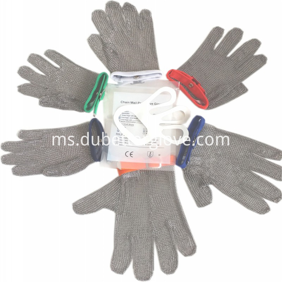 zhonghe metal mesh gloves18