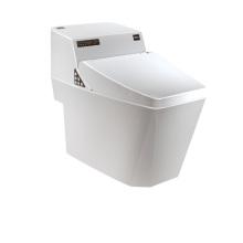 CB-701 Chine usine chasse d'eau automatique intelligent intelligent plancher monté toilettes japonaises