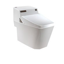 CB-701 China factory flush automatic toilet intelligent smart floor mounted japanese toilet