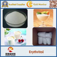 Funktionelles Ernährungssüßstoffpulver Erythritol