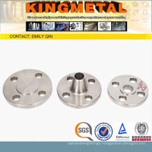 Stainless Steel Weld Neck Forged Flange