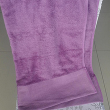 100% cotton beach towel with digital printing