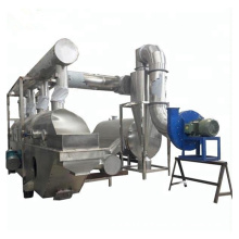 vibrating fluid bed dehydrating machine for jaggery powder