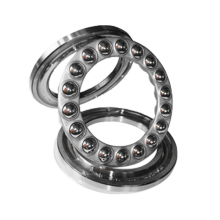 Trust Ball Bearings Serie 51200