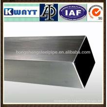 Квадратные и прямоугольные стальные трубы