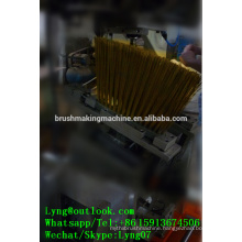 5 axis hard bristl plastic broom making machine