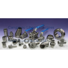 """1-1/2"""" Stainless Steel 316 DIN2999 Hex Nut"""