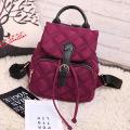 Bolso casual de la mochila de la moda del adolescente del estilo coreano