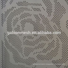 Perforated Metal screen Sheet& decoration stainless steel perforated sheet metal panels