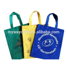 colorful recycled non woven tote bag