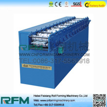 FX automatic roller shutter door guide machine