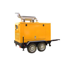 135kva trailer type CUMMINS Diesel Generator Set