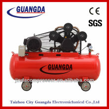 7.5KW 8 bar 200 L 10HP ceinture conduit Air compresseur CE GV